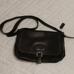 Coach Crossbody Leather Purse